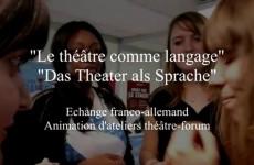 Le théâtre comme langage, Saint-Priest Mühlheim am Main