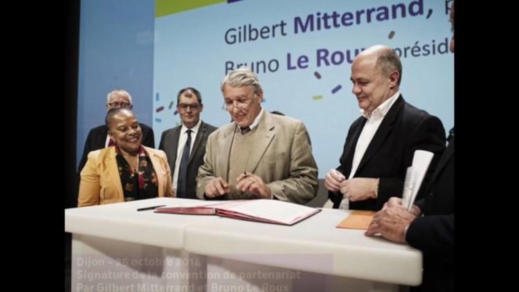 La Fondation France-Libertés et la Fédération Léo Lagrange fête un an de partenariat !