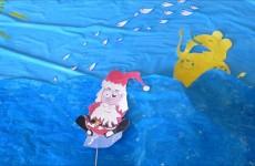 La Minute Léo | Père Noel à la dérive | Pau
