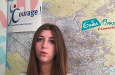 EMILIE, 19 ans | Service civique à Armentières