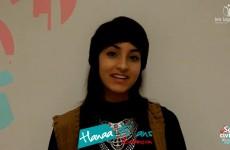 HANAA, 18 ans | Service civique à Besançon