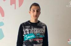 JANOS, 19 ans | Service civique à Grenoble