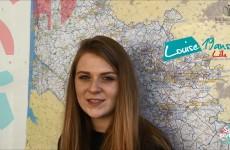 LOUISE, 19 ans | Service civique à Lille
