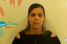 MARINA, 20 ans | Service civique à Sorgues