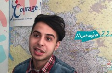 MUSTAPHA, 22 ans – Service civique
