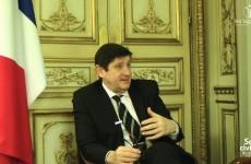 Service civique : entretien avec Patrick Kanner, Ministre de la Ville, de la jeunesse et des sports