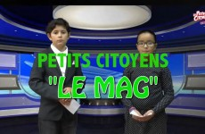 "Petits Citoyens  ""Le Mag"" Tournefeuille"