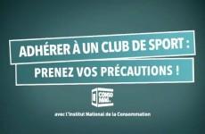 Adhérer à une salle de sports, prenez vos précautions